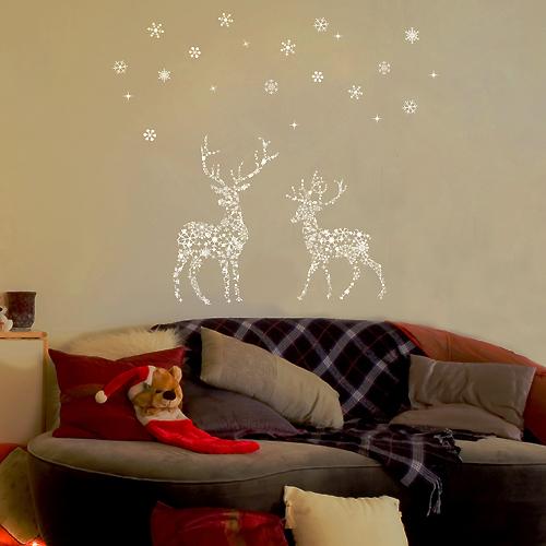 PSC-61010_Reindeer snowflake-1